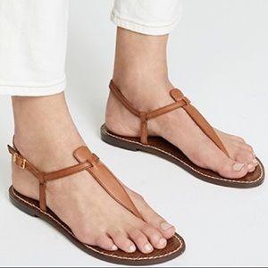 Sam Edelman Saddle Leather Gigi Sandals